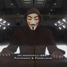 Opération Facebook par Anonymous