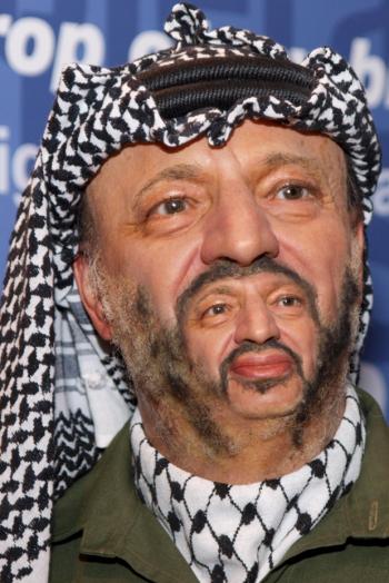 Tête à moustache Arafat