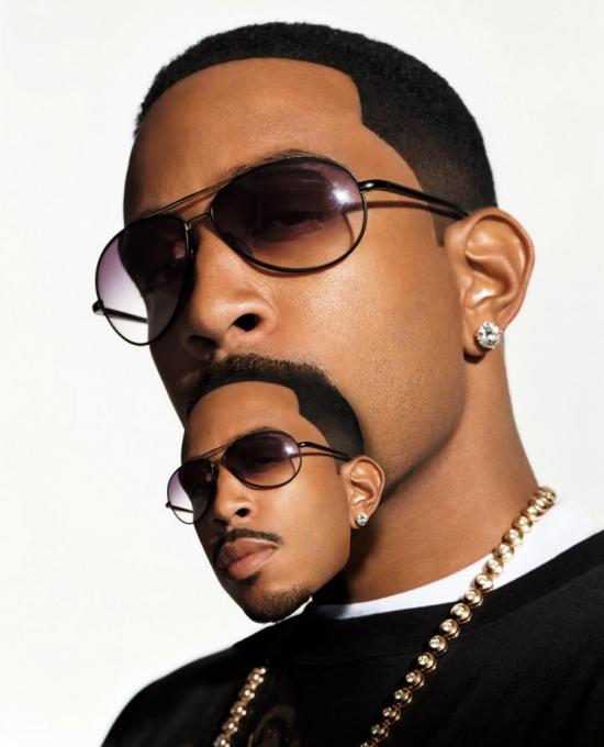 Moustache de Ludacris