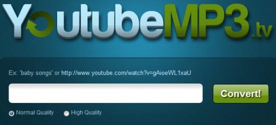 de Youtube au mp3