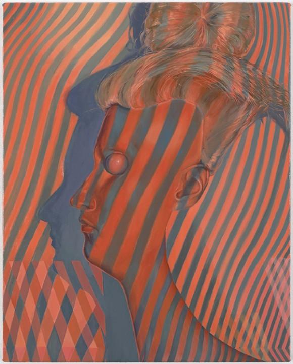 Peinture de Sascha Braunig