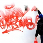 Merry Christmas Graffiti - Ket124