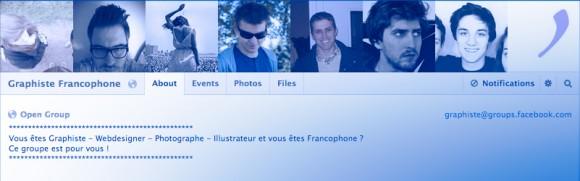 Groupe Graphiste Francophone Facebook