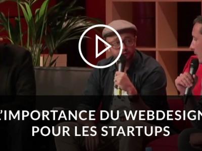 L'importance du webdesign pour les startups