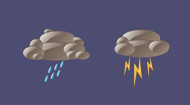 EPS  Weather icons Free Download Preview