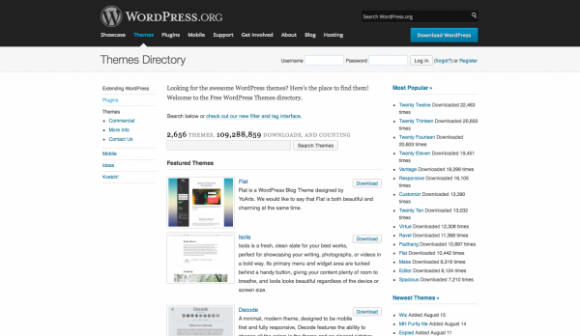 old-wordpress-theme-directory