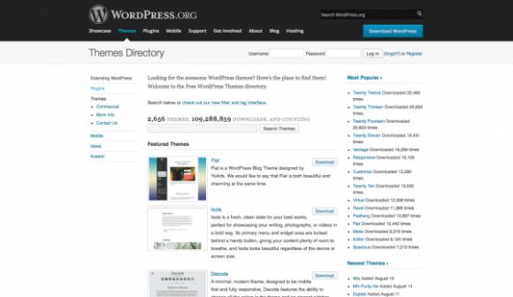 old-wordpress-theme-directory