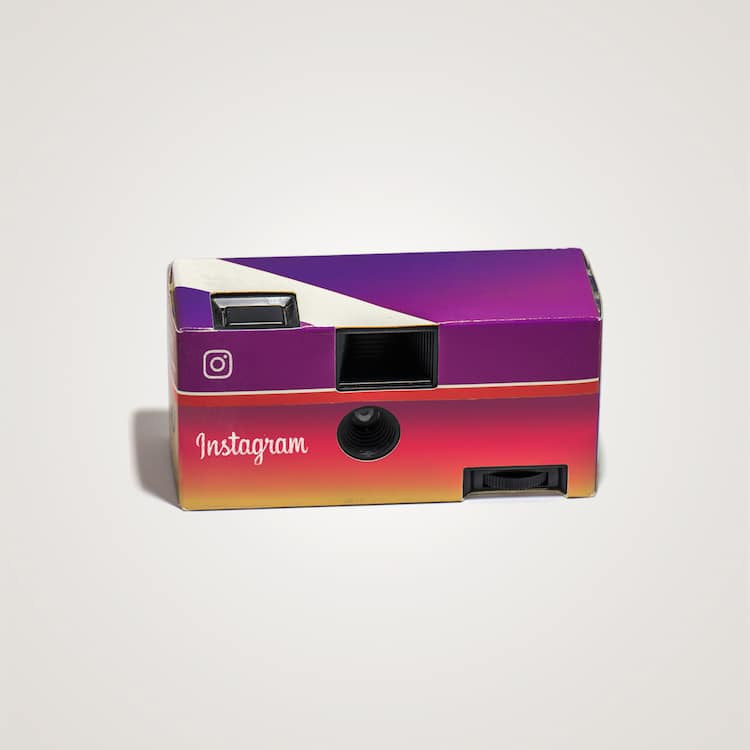 Thomas Ollivier - Instagram dans les années 80