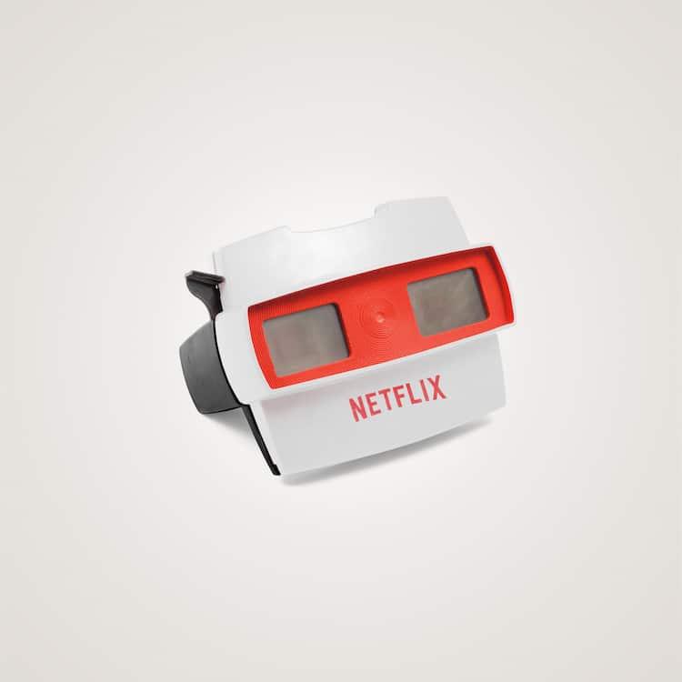 Thomas Ollivier - Netflix dans les années 80
