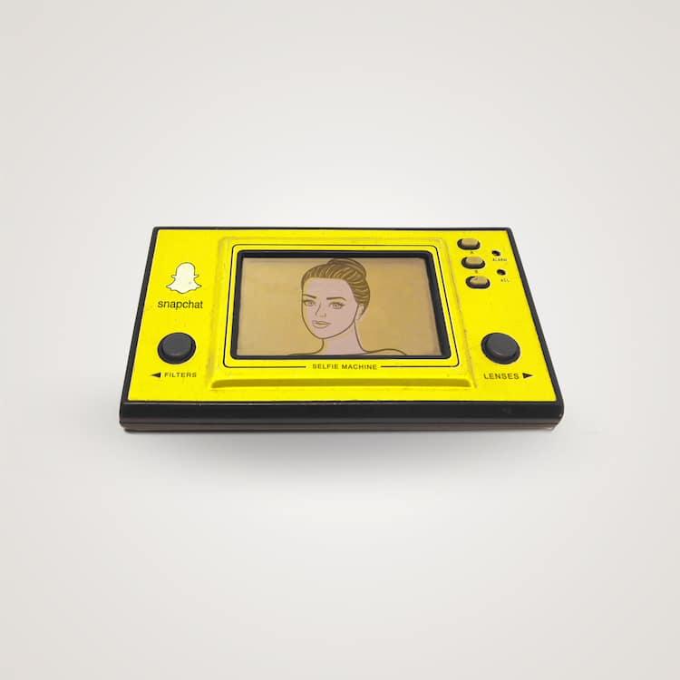 Thomas Ollivier - Snapchat dans les années 80