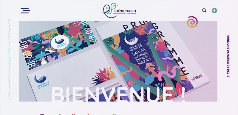 Noémie Pulido Designer à Bordeaux