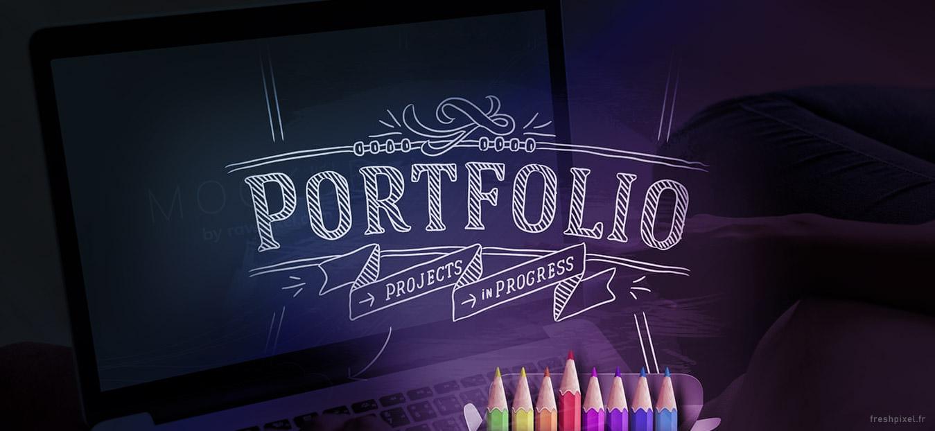 10 portfolios de graphistes freelances à découvrir
