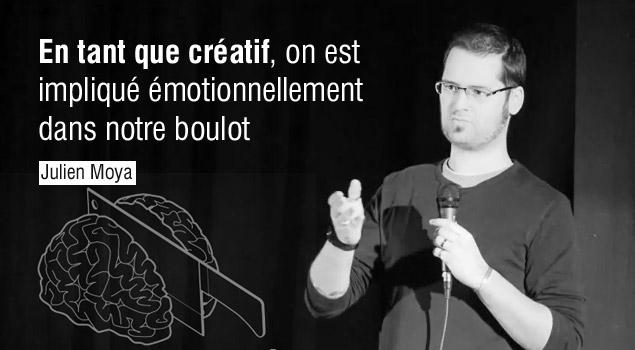 Les conseils d'un graphiste freelance : Julien Moya
