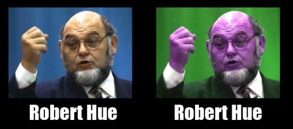 Robert Hue