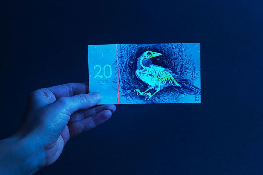 Concept Design pour les billets en euro