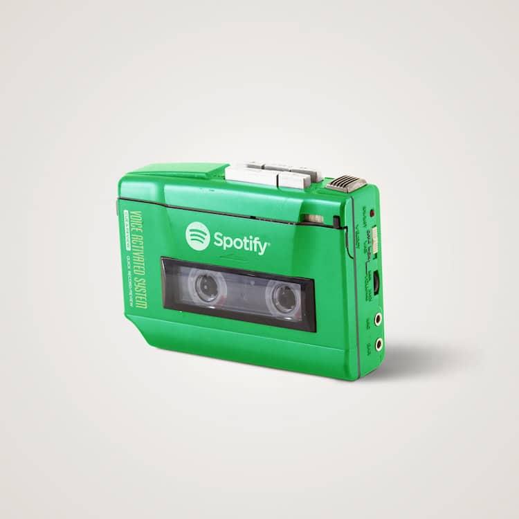 Thomas Ollivier - Spotify dans les années 80